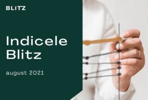 Indice Imobiliar Blitz August 2021: Piața chiriilor în fierbere