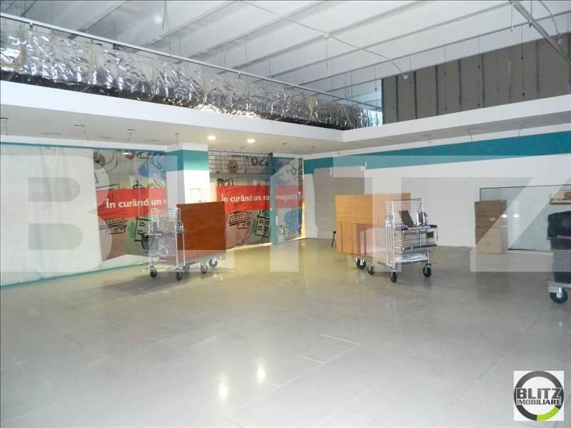Spatiu comercial, open space 500 mp, finisat, in Iris