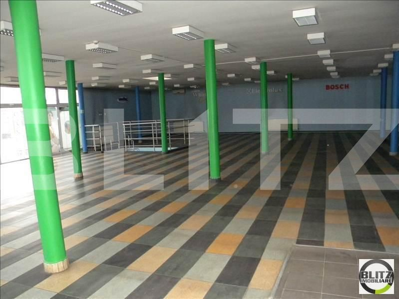 600 mp OPEN SPACE ! Ideal, Showroom, Cabinete, Restaurant, Casino. Vad Pietonal.