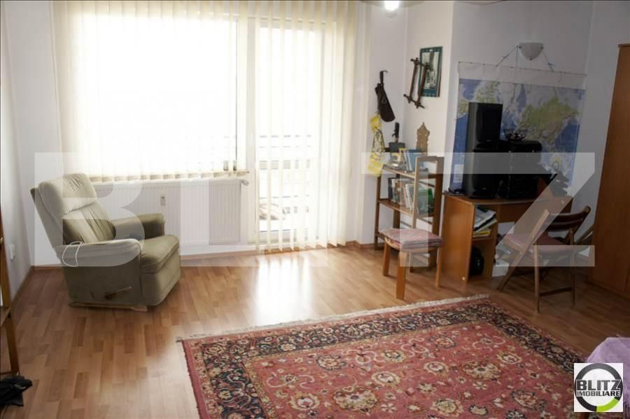Apartament de inchiriat, 1 camera, 52 mp utili, zona Dorobantilor